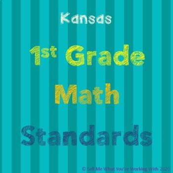 Kansas 1st Grade Math Standards