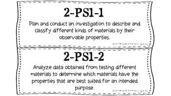 Kansas 2nd Grade Science & Social Studies Standards