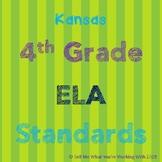 Kansas 4th Grade ELA Standards