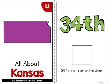 Kansas Adapted Books (Level 1 and Level 2)   Kansas State Symbols