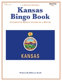 """Kansas Bingo Book: A Complete Bingo Game in a """"Book"""""""