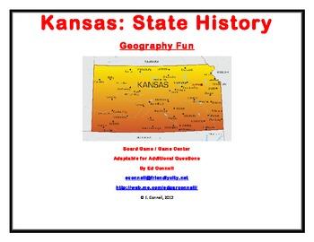 Kansas Board Game