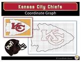 Kansas City Chiefs Coordinate Graph