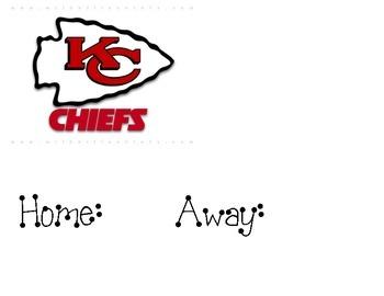 Kansas City Chiefs Geography