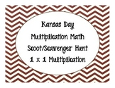 Kansas Day Multiplication Scoot