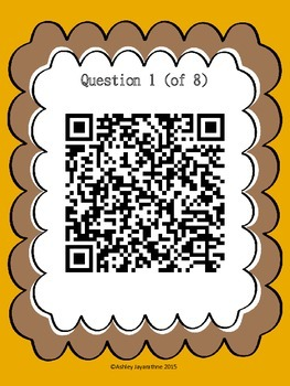 Kansas Day QR Code Scavenger Hunt