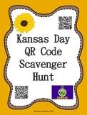 Kansas Day QR Code Scavenger Hunt