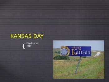 Kansas Day Symbol PowerPoint Presentation
