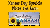 Kansas Day Symbols Write the Room