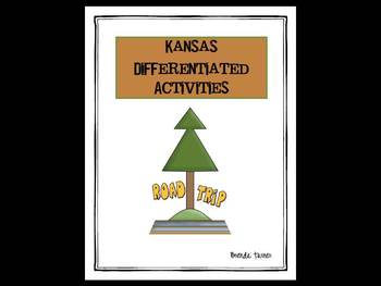 Kansas Differentiated State Activities