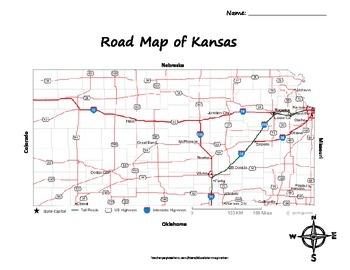 Kansas Geography