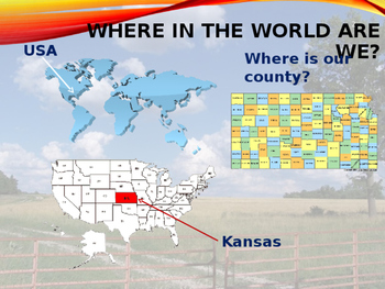 Kansas History PowerPoint - Part I