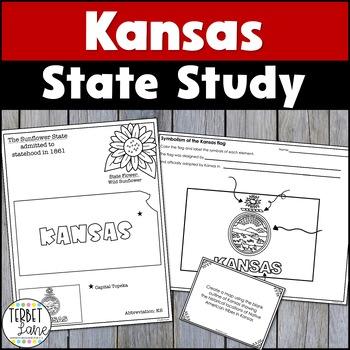 Kansas History and Symbols Unit Study