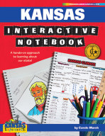 Kansas Interactive Notebook: A Hands-On Approach to Learning About Our State!