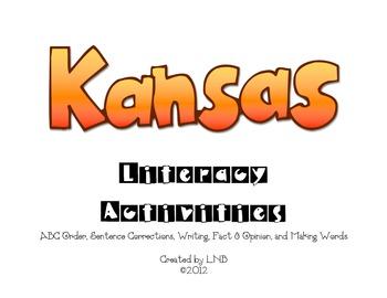 Kansas Literacy Activities