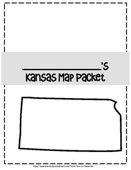 Kansas Map Skills Practice