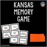 Kansas Memory Game