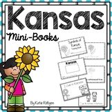 Kansas Mini Books {Kansas Day}