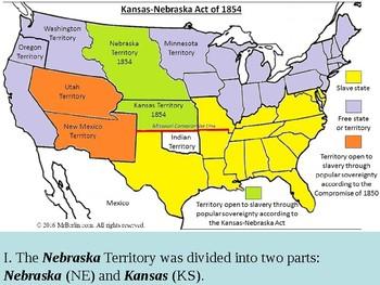 Kansas-Nebraska Act PowerPoint Presentation