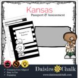 Kansas Passport (State Research Project)
