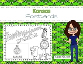 Kansas Postcard - Classroom Postcard Exchange