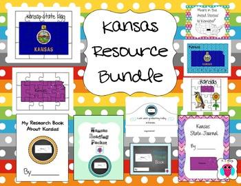 Kansas Resource Bundle-10 Resources