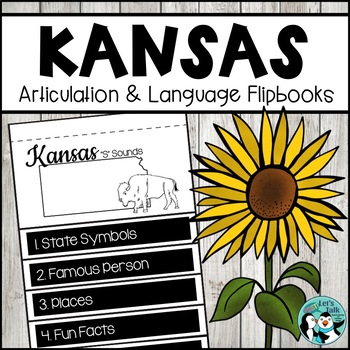 Kansas Speech/Language Flipbooks