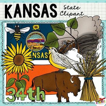 Kansas State Clip Art