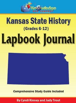 Kansas State History Lapbook Journal