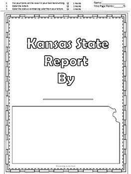 Kansas State Report