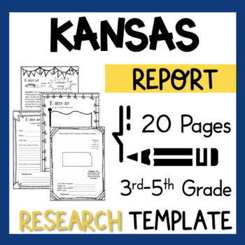 Kansas State Research Report Project Template + bonus time