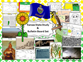 Kansas State Study & Bulletin Board Set