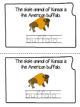 Kansas State Symbols Book By Cori Krol Teachers Pay Teachers