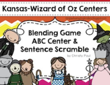 Kansas - Wizard of Oz Centers