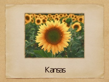 Kansas the 34th State!