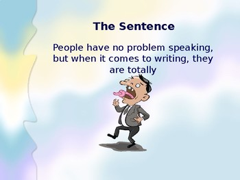Kapow - Sentence Power!