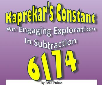 Kaprekar's Constant: An Engaging Exploration in Subtraction