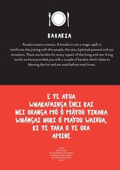 Karakia - Te reo Maori - Blessing