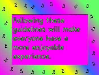 Karaoke Day Manners PowerPoint Slide Show