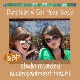 Accompaniment instrumental: Einstein, Got Your Back