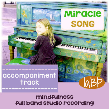 Accompaniment Track: Miracle