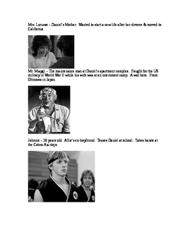Karate Kid Watch-along Movie Guide