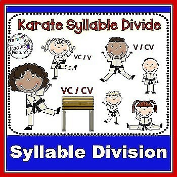 SYLLABLE TYPES and SYLLABLE ACTIVITIES (VCV and VCCV division rules)