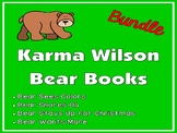 Karma Wilson Bear Books Bundle