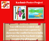 India History: Kashmir Poster Project
