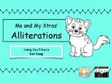 Kat Kong Alliteration Activity