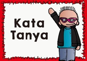 Kata Tanya - Poster