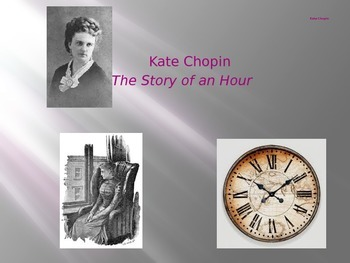 Kate Chopin: Essential Journal Questions