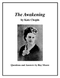 """Kate Chopin """"The Awakening"""": Study Questions and Answers"""