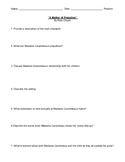 "Kate Chopin's ""A Matter of Prejudice"" Worksheet (or Test) & Detailed Answer Key"